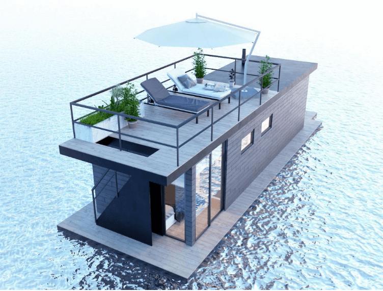 Workshops und Sessions auf dem Hausboot